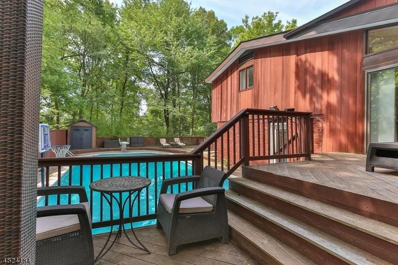 Частный односемейный дом для того Аренда на 1002 SUNSET Ridge Bridgewater, Нью-Джерси 08807 Соединенные Штаты