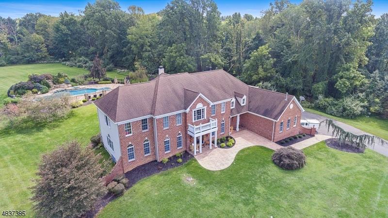 一戸建て のために 売買 アット 19 MIDDLESWORTH FARM Road Washington, ニュージャージー 07853 アメリカ合衆国