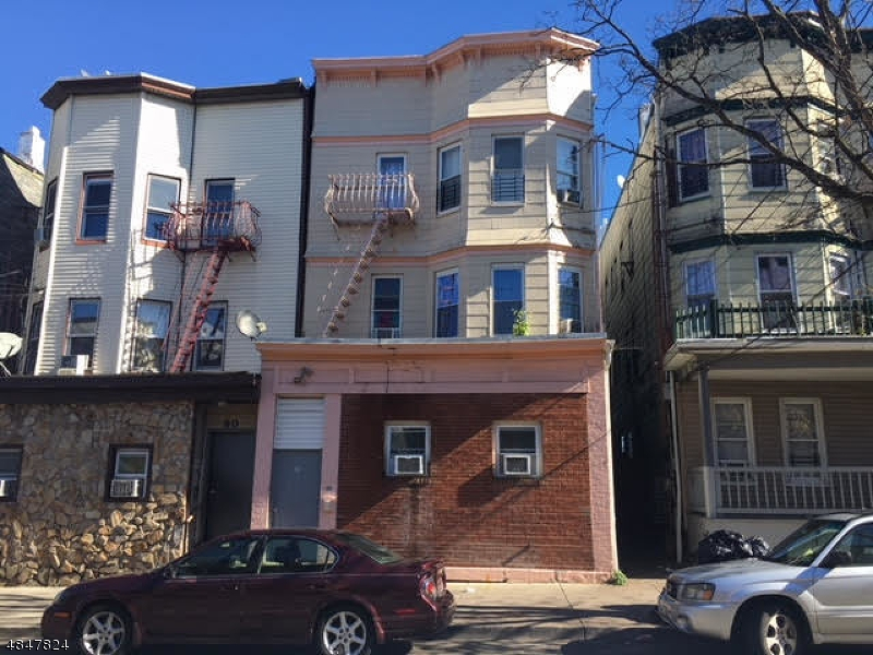 Commercial for Sale at 78 4TH Street Passaic, New Jersey 07055 United States