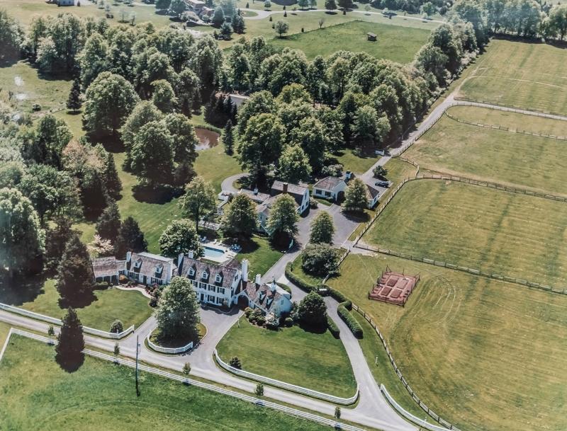 Villa per Vendita alle ore 270 Cedar Ridge Road Bedminster, New Jersey 07921 Stati Uniti