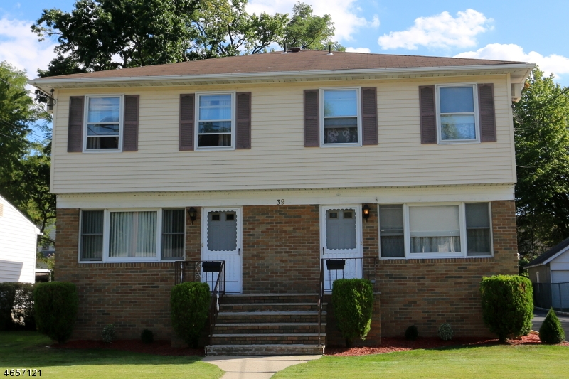 Multi-Family Home for Sale at 39 3RD Avenue Garwood, New Jersey 07027 United States