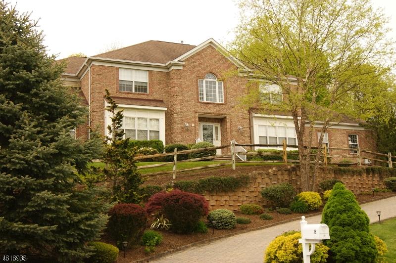 Частный односемейный дом для того Аренда на 18A Kanouse Lane Montville, Нью-Джерси 07045 Соединенные Штаты