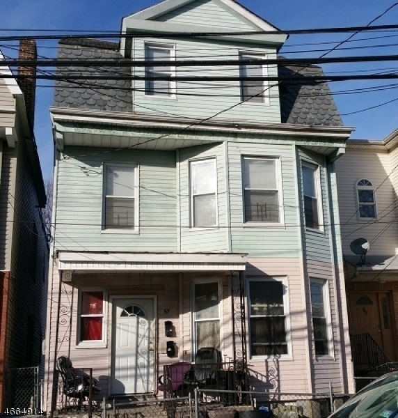 Multi-Family Home for Sale at 67 Delavan Avenue Newark, New Jersey 07104 United States