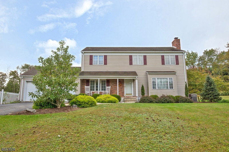 Частный односемейный дом для того Продажа на 12 Horseshoe Road Whitehouse Station, Нью-Джерси 08889 Соединенные Штаты