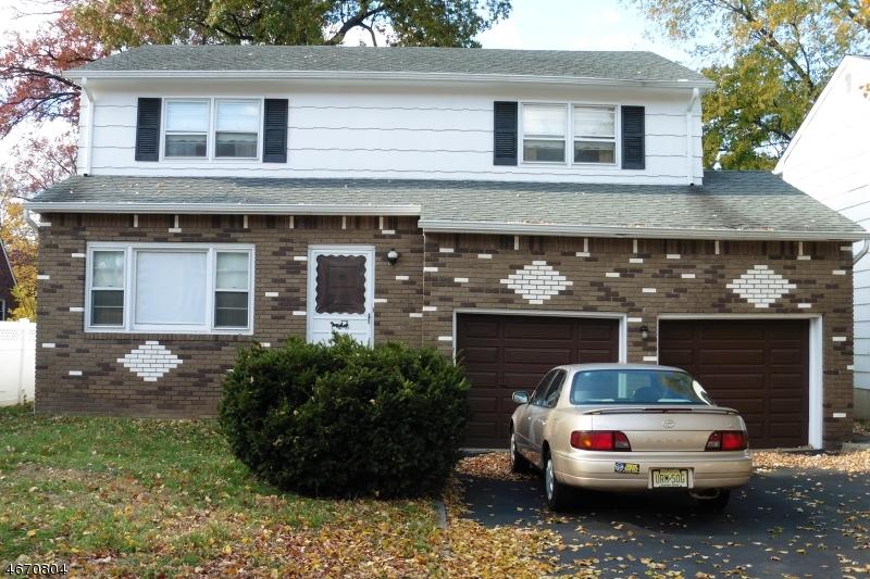 独户住宅 为 销售 在 14 N 12th Street Kenilworth, 07033 美国