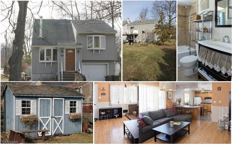 Частный односемейный дом для того Продажа на 179 Hiawatha Blvd Lake Hiawatha, Нью-Джерси 07034 Соединенные Штаты