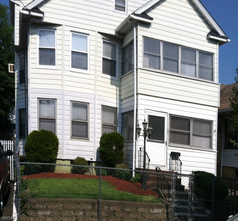 Single Family Home for Rent at 880 E 24th Street Paterson, New Jersey 07513 United States