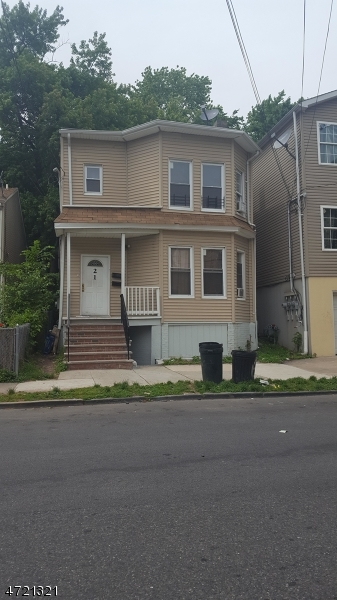 Multi-Family Home for Sale at 21 Garfield Avenue Paterson, New Jersey 07522 United States