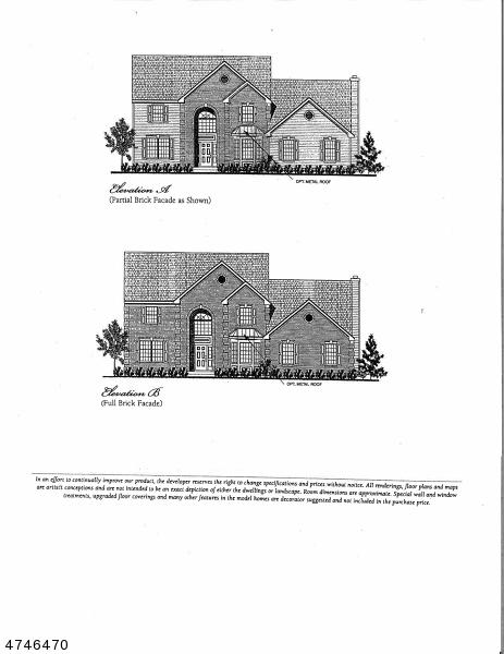 Maison unifamiliale pour l Vente à 1 Arthur Lane Randolph, New Jersey 07869 États-Unis