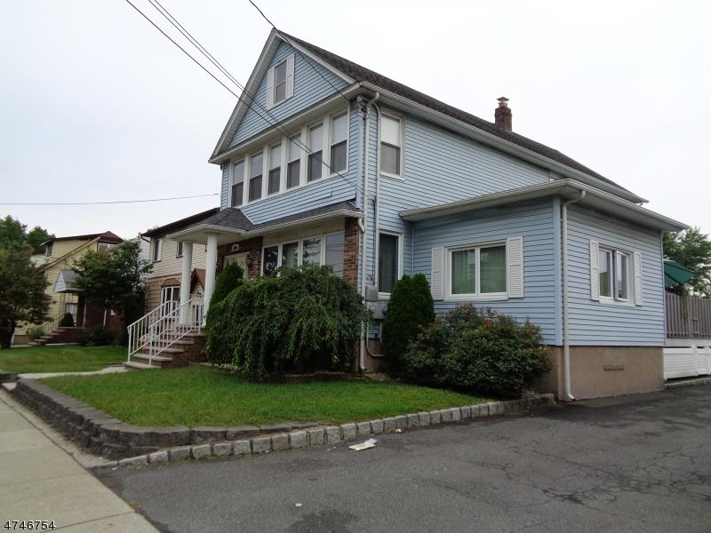 Многосемейный дом для того Продажа на 615 Midland Avenue Garfield, Нью-Джерси 07026 Соединенные Штаты