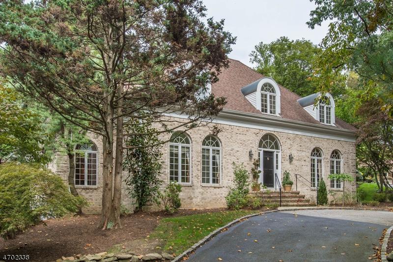 단독 가정 주택 용 매매 에 107 W Greenbrook Road 107 W Greenbrook Road Caldwell, 뉴저지 07006 미국