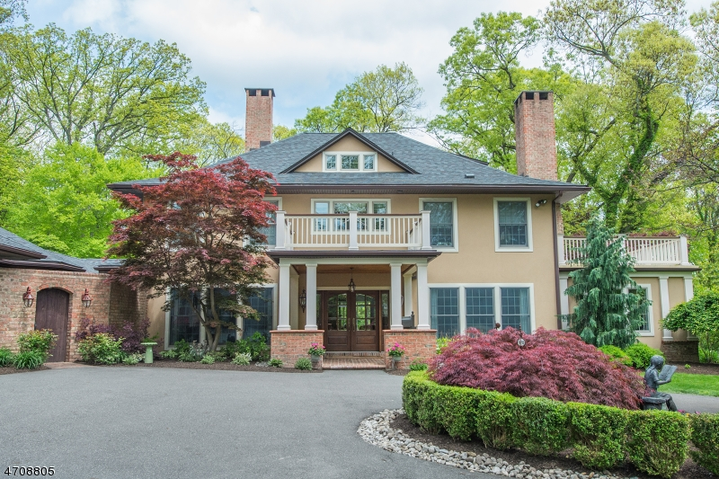 Single Family Home for Sale at 195 Boulevard Mountain Lakes, New Jersey 07046 United States