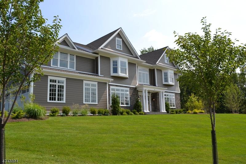 Частный односемейный дом для того Продажа на 162 Summit Road Florham Park, Нью-Джерси 07932 Соединенные Штаты