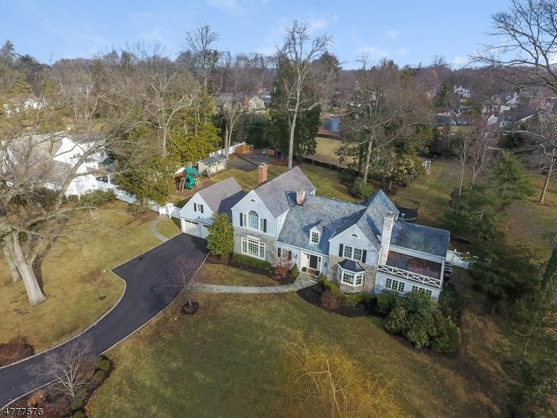 Maison unifamiliale pour l Vente à 20 Park Ln, aka 6 pk 20 Park Ln, aka 6 pk Madison, New Jersey 07940 États-Unis