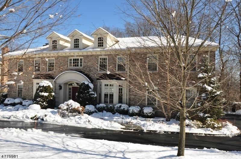 Enfamiljshus för Försäljning vid 5 Sycamore Drive Chatham, New Jersey 07928 Usa