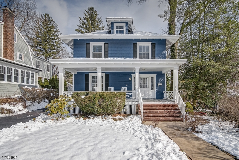Single Family Home for Sale at 15 ARGYLE Street Glen Ridge, New Jersey 07028 United States
