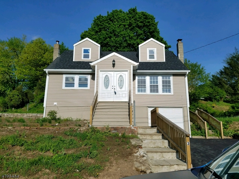 Single Family Home for Sale at 3 Washington Road Ogdensburg, New Jersey 07439 United States