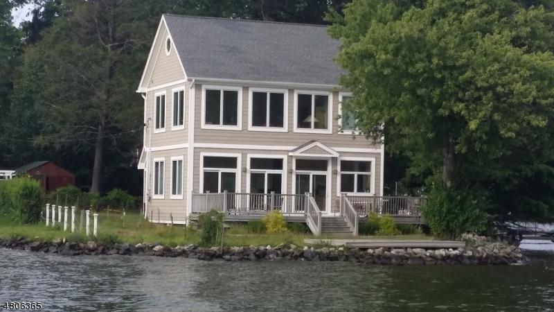 단독 가정 주택 용 매매 에 9 STORMS Island West Milford, 뉴저지 07421 미국