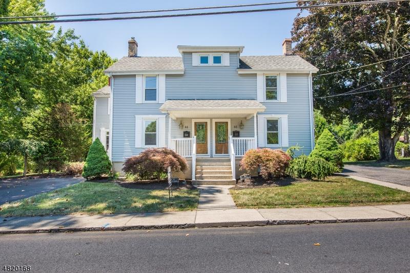 Casa Multifamiliar por un Venta en 44 FLOWER Avenue Washington, Nueva Jersey 07882 Estados Unidos
