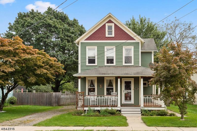 Maison unifamiliale pour l Vente à 118 E PROSPECT Street Hackettstown, New Jersey 07840 États-Unis