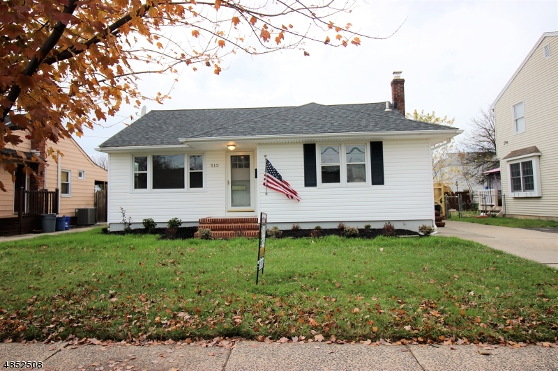 Single Family Home for Sale at 513 VERONA Place Bound Brook, New Jersey 08805 United States