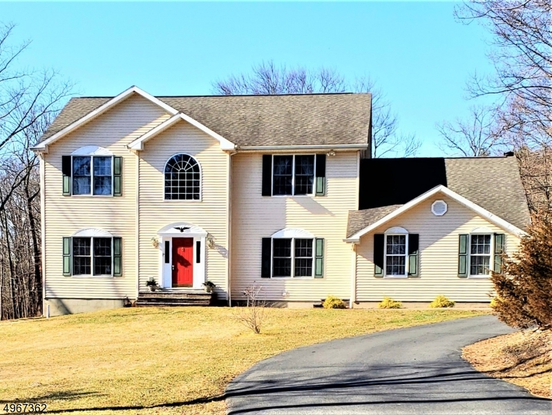 Single Family Homes for Sale at Blairstown, New Jersey 07825 United States
