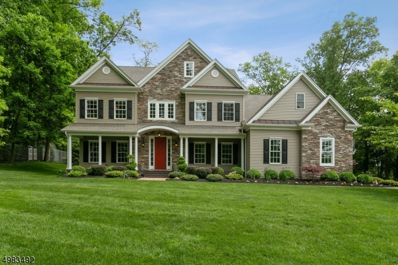 Single Family Homes pour l Vente à Morris Township, New Jersey 07960 États-Unis