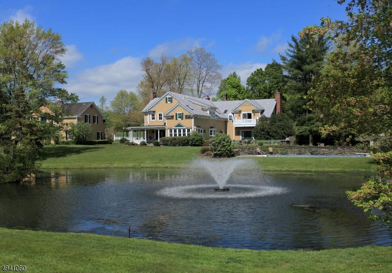 Single Family Homes для того Продажа на Harding Township, Нью-Джерси 07960 Соединенные Штаты