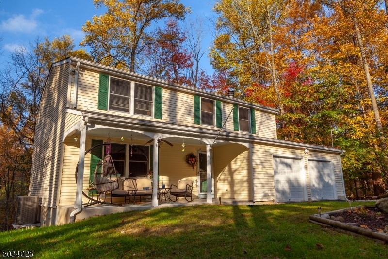 Single Family Homes para Venda às Mansfield, Nova Jersey 07865 Estados Unidos