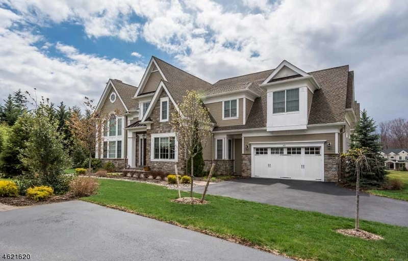 Single Family Home for Sale at 40 Boxwood Lane Montvale, New Jersey 07645 United States