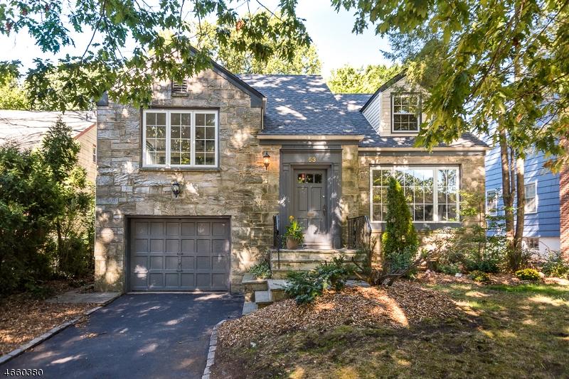 独户住宅 为 销售 在 53 Highland Avenue Maplewood, 新泽西州 07040 美国