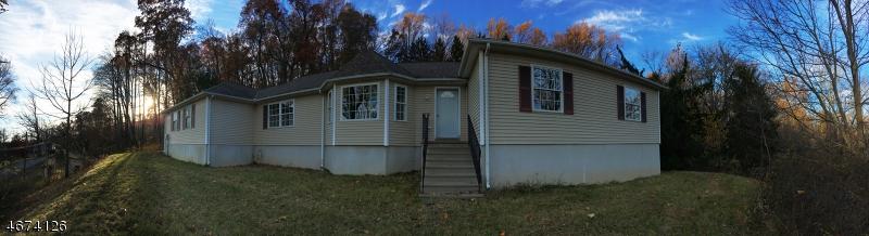 Частный односемейный дом для того Продажа на 275 Cherry Tree Bend Road Port Murray, 07865 Соединенные Штаты