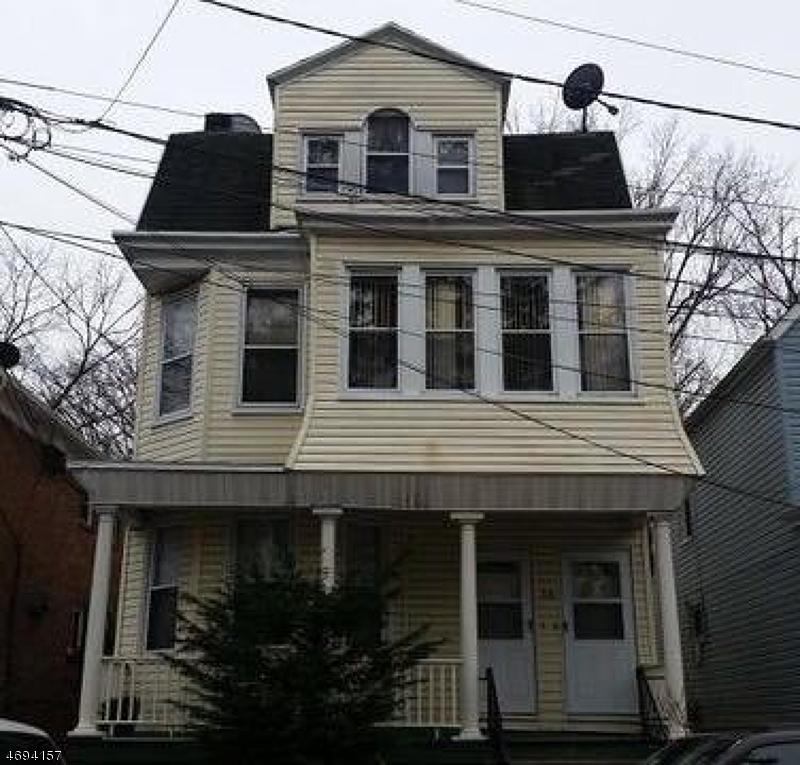 Maison unifamiliale pour l à louer à 13 Bell Street Irvington, New Jersey 07111 États-Unis