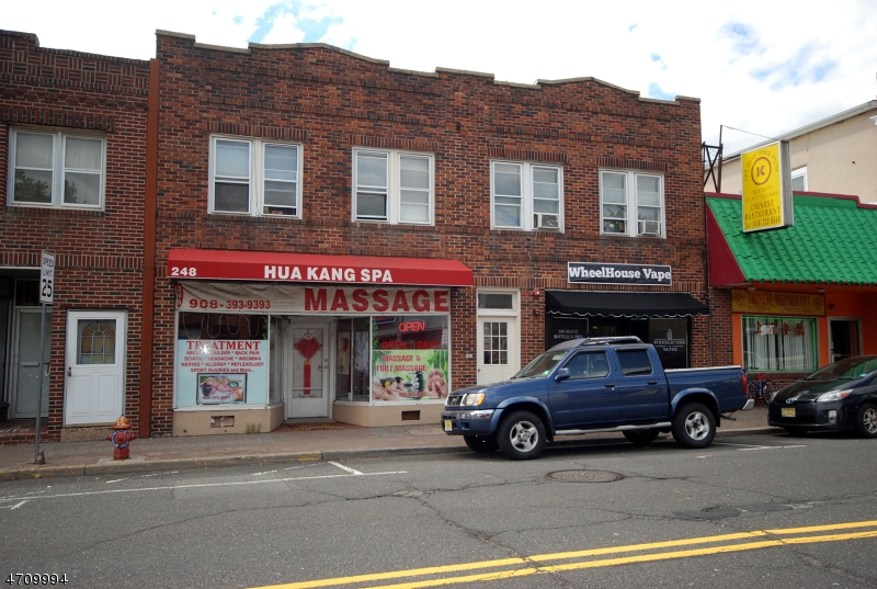 Commercial for Sale at 246-248 S Main St, Manville, New Jersey 08835 United States