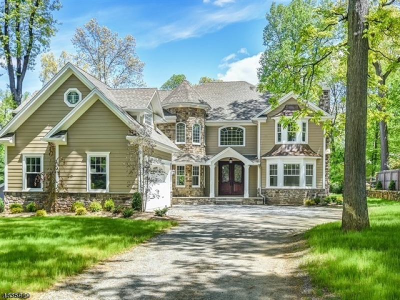 Single Family Home for Sale at 27 Inwood Road Essex Fells, New Jersey 07021 United States