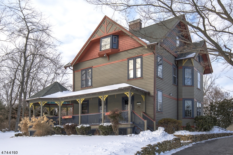 Single Family Home for Sale at 716 VALLEY Road Long Hill, New Jersey 07933 United States