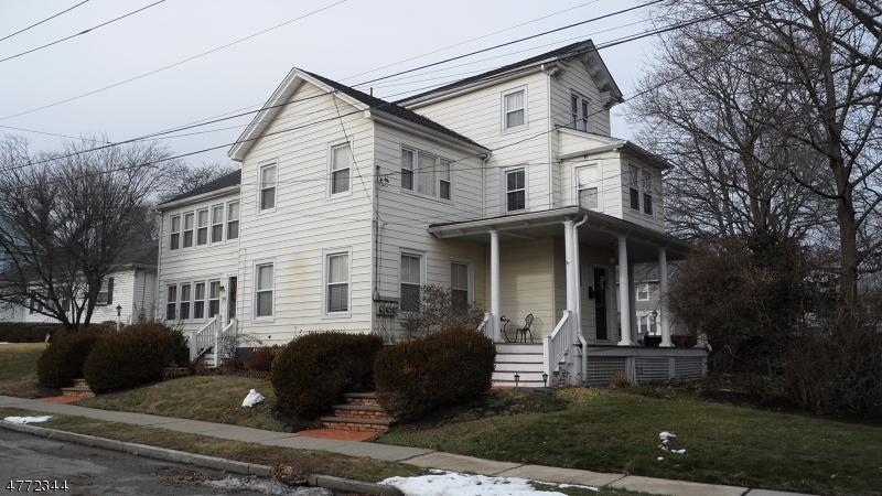 Vivienda multifamiliar por un Venta en 15 Yantecaw Avenue Bloomfield, Nueva Jersey 07003 Estados Unidos