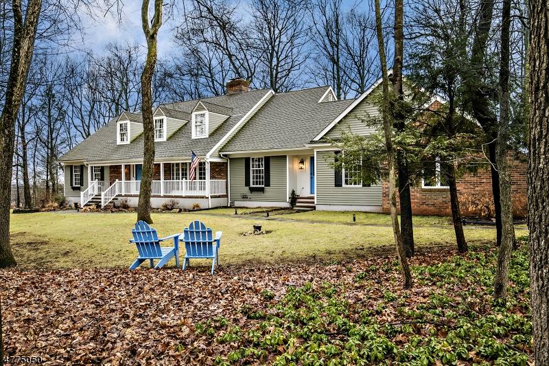 独户住宅 为 销售 在 1 Dark Hollow Lane Pittstown, 新泽西州 08867 美国
