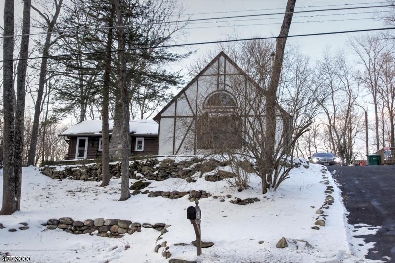 Частный односемейный дом для того Продажа на 927 Cedar Drive Stillwater, Нью-Джерси 07860 Соединенные Штаты