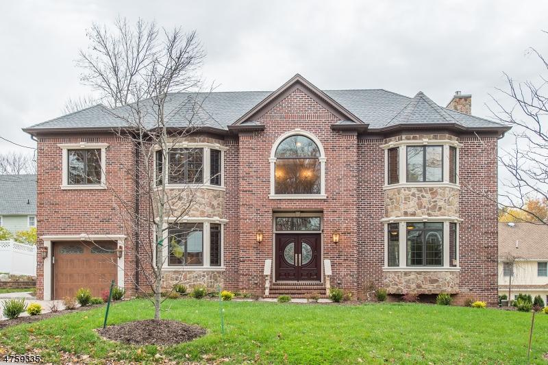 獨棟家庭住宅 為 出售 在 206 Washington Street Berkeley Heights, 新澤西州 07922 美國