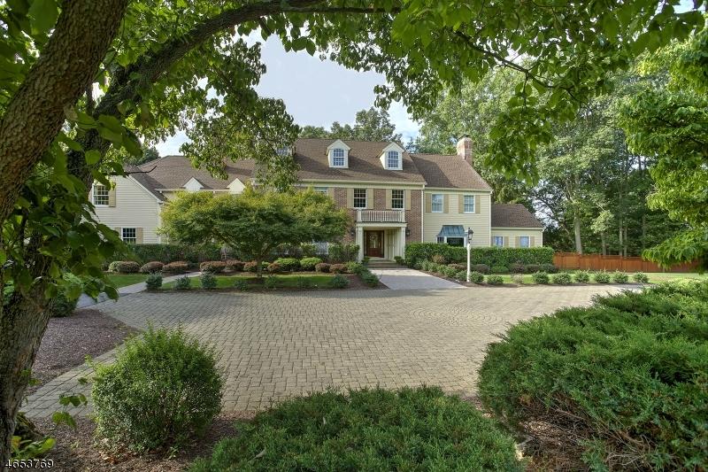 独户住宅 为 出租 在 2 Balbrook Drive Mendham, 新泽西州 07945 美国