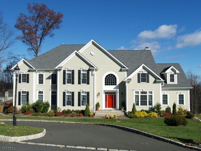 Частный односемейный дом для того Аренда на 20 SPENCER Drive Morris Township, Нью-Джерси 07960 Соединенные Штаты