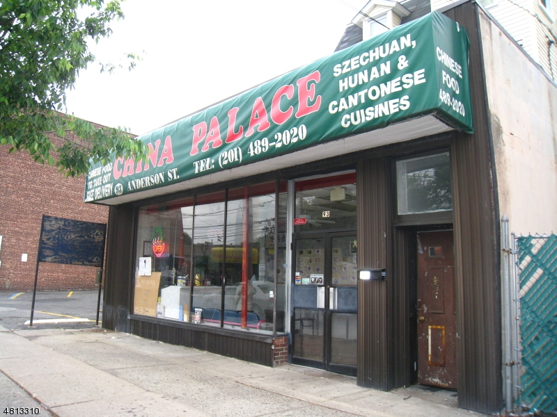 Commercial for Sale at 93 ANDERSON Street Hackensack, New Jersey 07601 United States