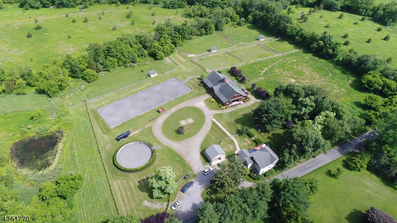 Single Family Home for Sale at 152 Rockafellows Mill Road Readington Township, New Jersey 08822 United States