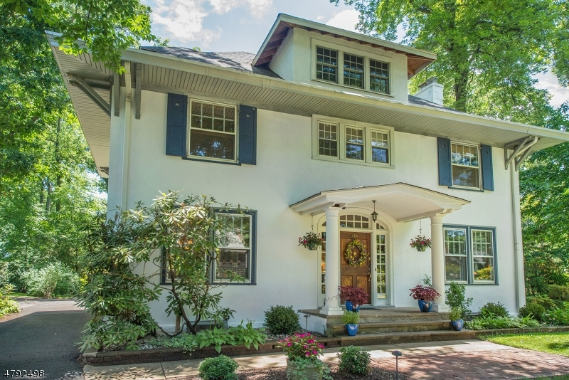 Single Family Home for Sale at 125 Forest Avenue Glen Ridge, New Jersey 07028 United States