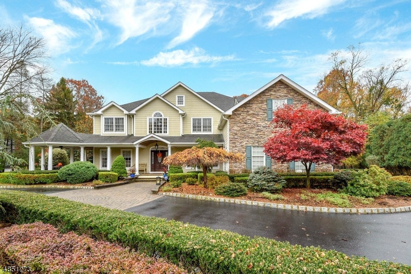 Single Family Home for Sale at 10 RIVERVIEW LN 10 RIVERVIEW LN Ho Ho Kus, New Jersey 07423 United States