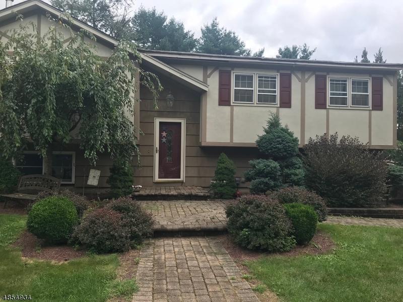 Maison unifamiliale pour l Vente à 506 HAMILTON Drive Hackettstown, New Jersey 07840 États-Unis