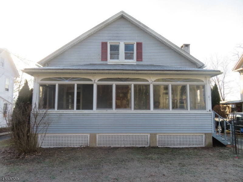 Single Family Home for Sale at 41 HIGH ST 41 HIGH ST Blairstown, New Jersey 07825 United States