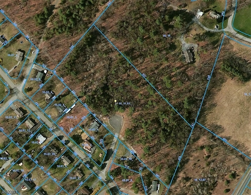 Land for Sale at Montague, New Jersey 07827 United States