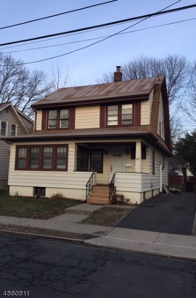 Single Family Home for Sale at 97 N 15TH Street Prospect Park, New Jersey 07508 United States